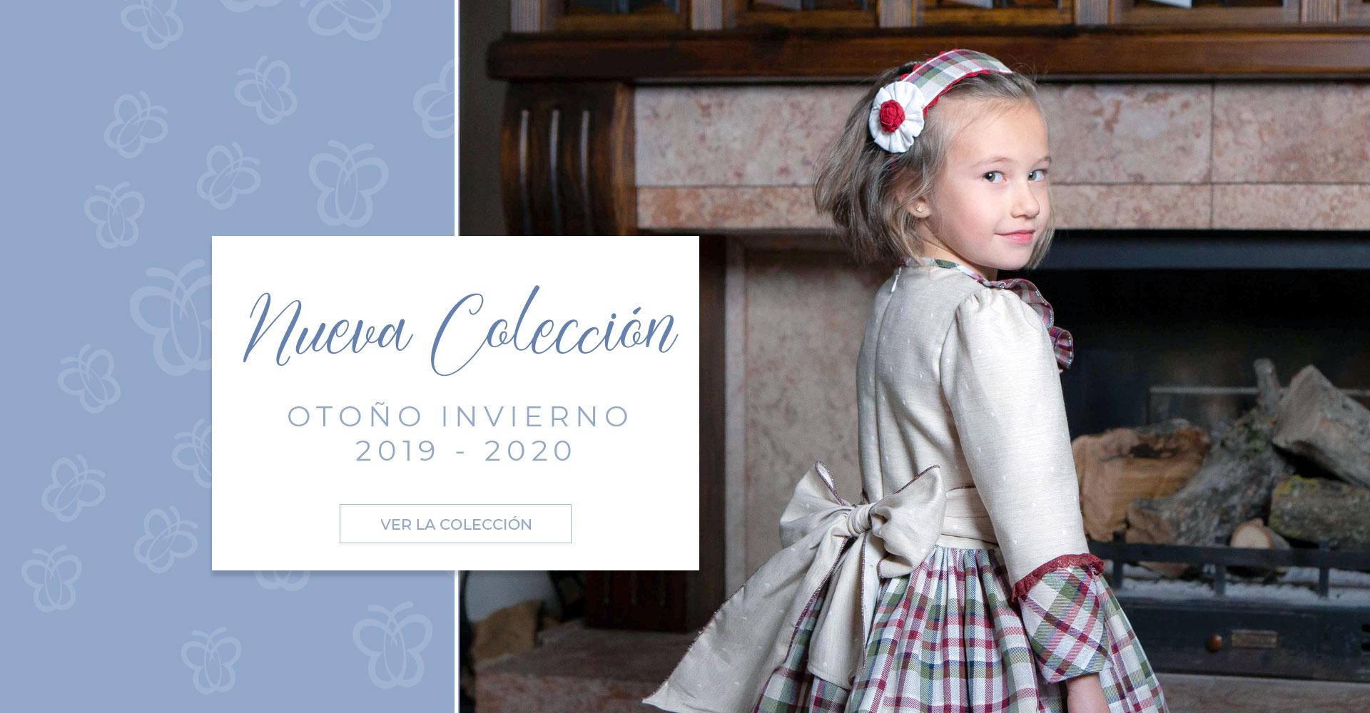 Nueva Colección Otoño-Invierno 2019/2020